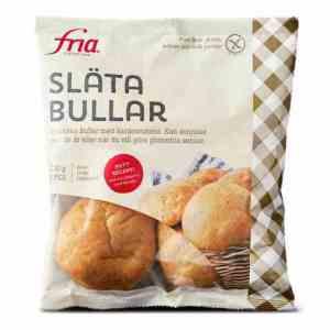 Prøv også Fria Slät bulle.