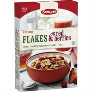 Prøv også Semper Flakes & Red Berries.
