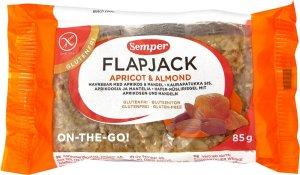 Prøv også Semper Flapjack Aprikos och Mandel.