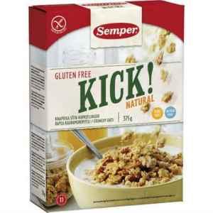 Prøv også Semper KICK! Natural.