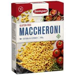 Prøv også Semper Maccheroni.