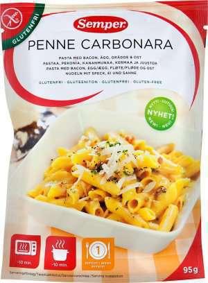 Prøv også Semper Penne Carbonara.