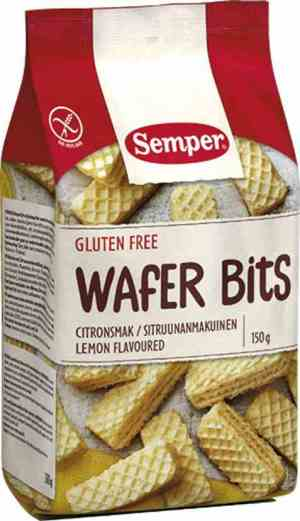 Prøv også Semper Wafer Bits.