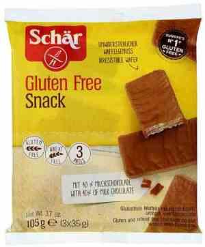 Prøv også DrSchär Snack.