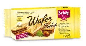 Prøv også DrSchär Wafer pocket.