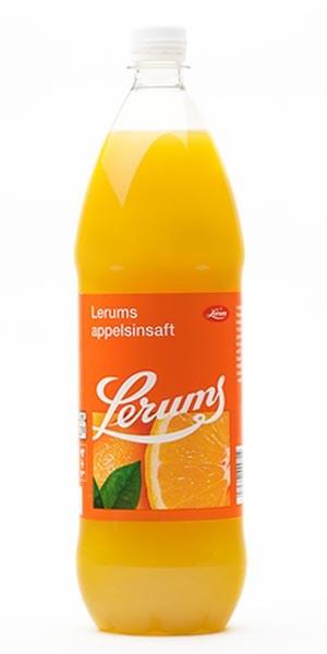 Prøv også Lerums 1,5L Appelsinsaft.