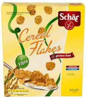 Prøv også DrSchär Cereal Flakes.