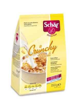 Prøv også DrSchär Crunchy Müsli.