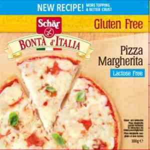 Prøv også DrSchär Pizza Margherita.