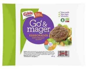Prøv også Gilde Go og mager karbonader stekt.
