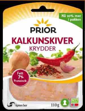 Prøv også Prior kalkunskiver krydder.