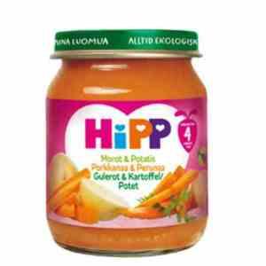 Prøv også Hipp Gulrot & potet.