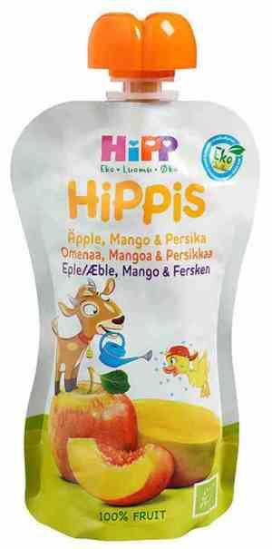 Prøv også Hipp Smoothie - Fersken & Mango med Eple.