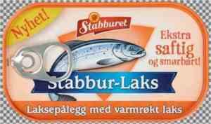 Prøv også Stabbur laks 90g.