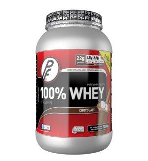 Prøv også Proteinfabrikken 100 % Whey Protein 1000g Sjokolade.