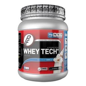 Prøv også Proteinfabrikken Whey Tech® 450g Vanilje.