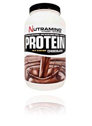 Prøv også Nutramino Whey Protein Chocolate 750g.