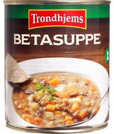 Prøv også Trondhjems Betasuppe.