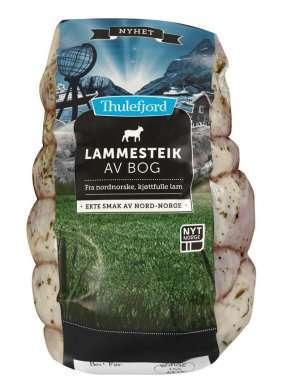 Prøv også Thulefjord lammesteik av bog.