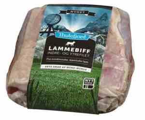 Prøv også Thulefjord Lammebiff indre og ytrefilet.