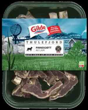 Prøv også Thulefjord Pinnekjøtt av lam.