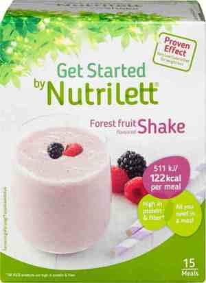 Prøv også Nutrilett Forest Fruit Shake.