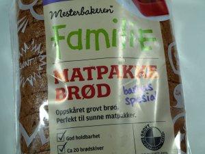 Prøv også Mesterbakeren familie matpakkebrød.