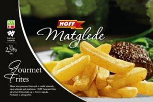 Prøv også Hoff Matglede gourmet frites.