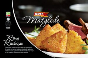Prøv også Hoff Matglede - Rösti Rustique.