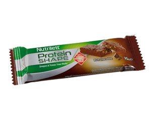 Prøv også Nutrilett Protein shape Rich chocolate bar.