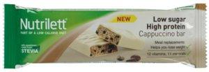 Prøv også Nutrilett Low Sugar High Protein Cappuccino Bar.