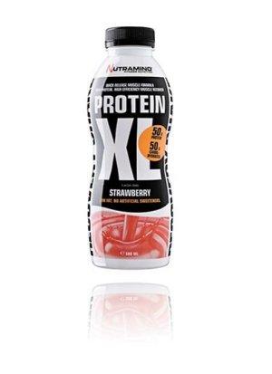 Prøv også Nutramino Protein XL Shake Strawberry 500ml.