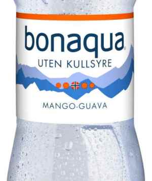Prøv også Bonaqua Mango-Guava.