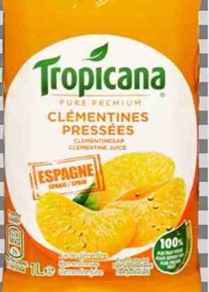 Prøv også Tropicana Sunny Clementine Homestyle.