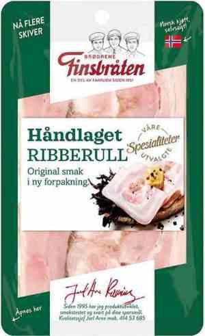 Prøv også Finsbråten ribberull håndlaget.