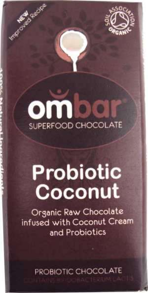 Prøv også Ombar Probiotic Coconut.