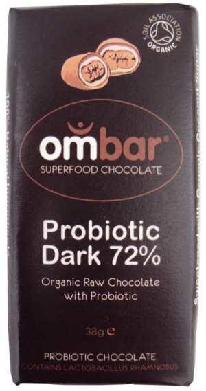 Prøv også Ombar Probiotic Dark.