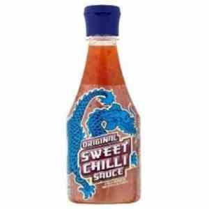 Prøv også Blue Dragon Sweet Chili sauce.
