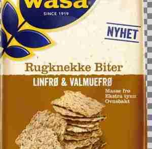 Prøv også Wasa RugKnekke biter.