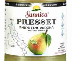 Prøv også Tine Sunniva presset pære.