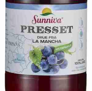 Prøv også Tine Sunniva Presset Drue fra La Mancha.