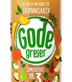 Prøv også Tine Gode Greier nr. 3.