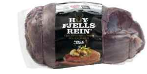 Prøv også Gilde høyfjellsrein stek.