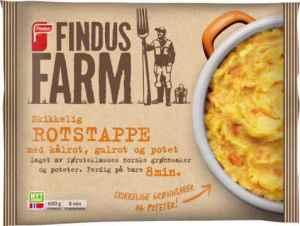 Prøv også Findus Farm Rotstappe.