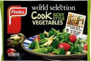 Prøv også Findus World Selection Cook Sicily Style.