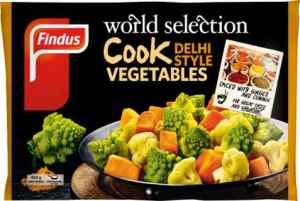 Prøv også Findus World Selection Cook Delhi style.