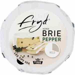 Prøv også Tine Fryd Brie Pepper.