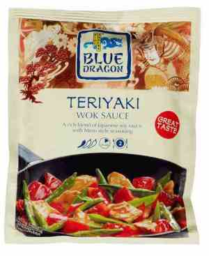 Bilde av Blue dragon Woksaus Teriyaki.