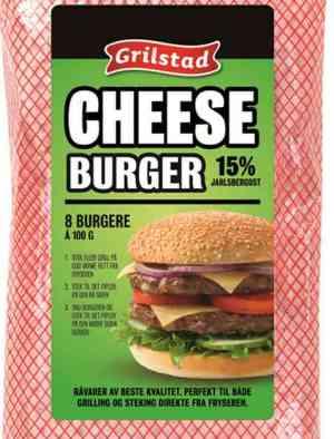 Prøv også Grilstad cheeseburger.