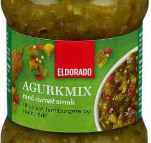 Prøv også Eldorado Agurkmix.